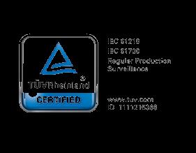 TÜV Rheinland IEC 61215 & IEC 61730